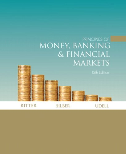 9780321375575: Principles of Money, Banking &Financial Markets plus MyEconLab plus eBook 1-semester Student Access Kit (12th Edition)