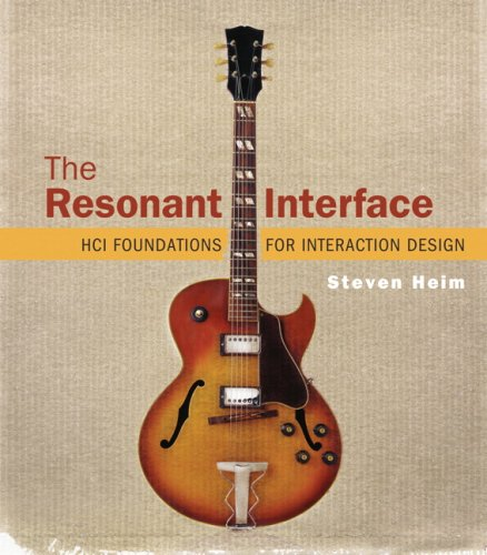 9780321375964: Resonant Interface, The:HCI Foundations for Interaction Design