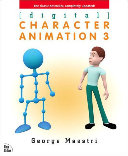 9780321376008: Digital Character Animation 3 (No. 3)