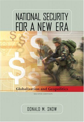 9780321383938: National Security for a New Era (2nd Edition)