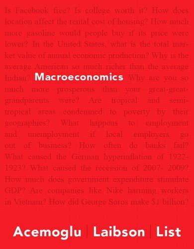 9780321383952: Macroeconomics (Pearson Series in Economics)