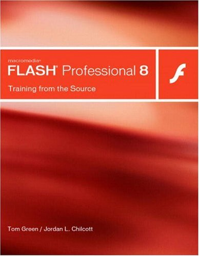 9780321384034: Macromedia Flash Professional 8: Training from the Source