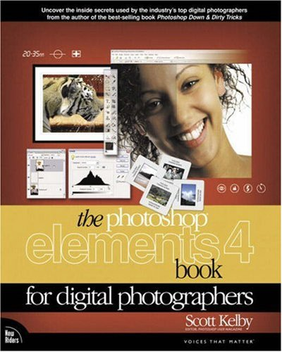 9780321384836: The Photoshop Elements 4 Book for Digital Photographers