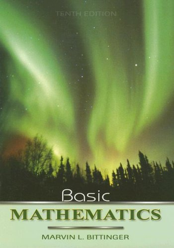 9780321388230: Basic Mathematics (10th Edition)