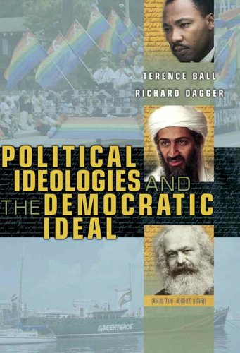 9780321390158: Political Ideologies and the Democratic Ideal