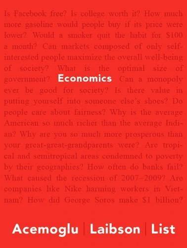 9780321391582: Economics
