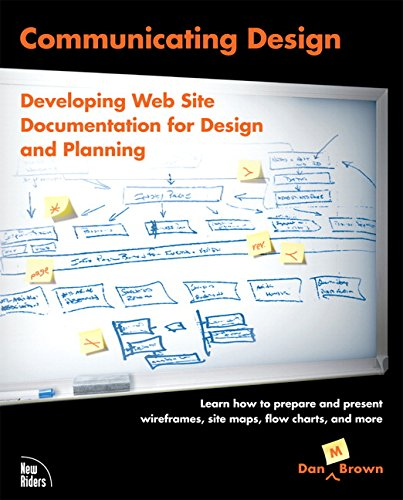 9780321392350: Communicating Design: Developing Web Site Documentation for Design and Planning