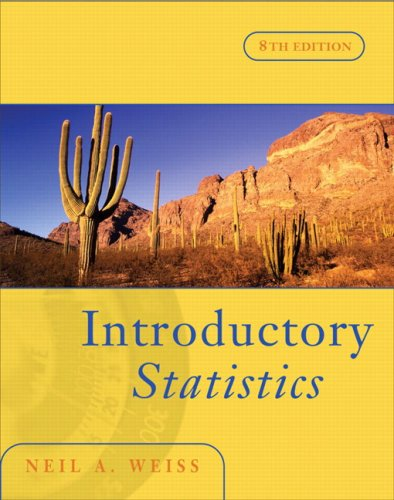 9780321393616: Introductory Statistics (8th Edition)