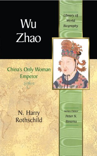 9780321394262: Wu Zhao: China's Only Female Emperor (Library of World Biography)