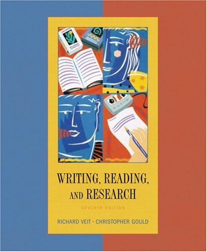 9780321394378: Writing, Reading, and Research (7th Edition)