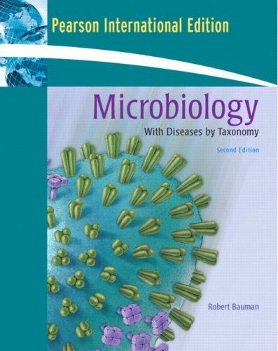 9780321396211: Microbiology with Diseases by Taxonomy