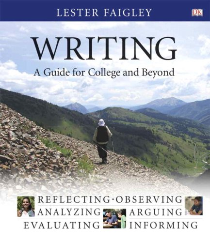 9780321396266: Writing: A Guide for College and Beyond