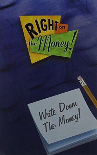 Write Down the Money!-to Accompany Madura: Personal: Jeff Madura