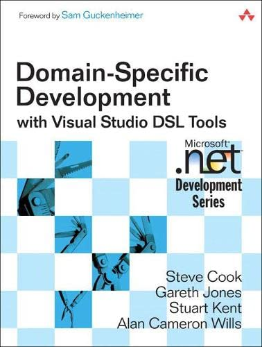 9780321398208: Domain-Specific Development with Visual Studio DSL Tools