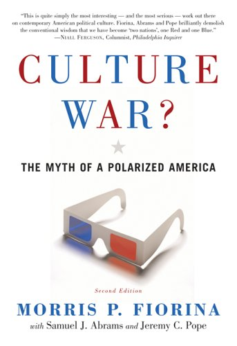 9780321408990: Culture War?: The Myth of a Polarized America