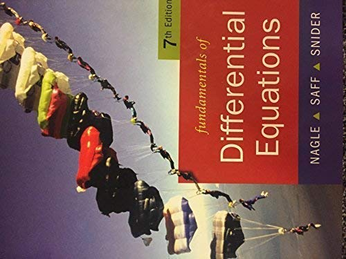 9780321410481: Fundamentals of Differential Equations bound with IDE CD (Saleable Package) (7th Edition)