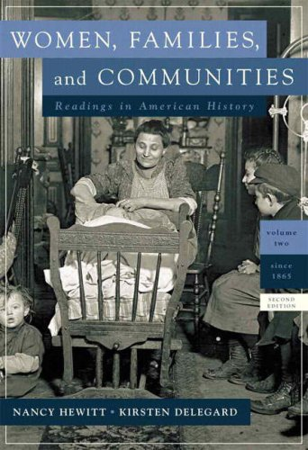 9780321414861: Women, Families and Communities, Volume 2 (2nd Edition)