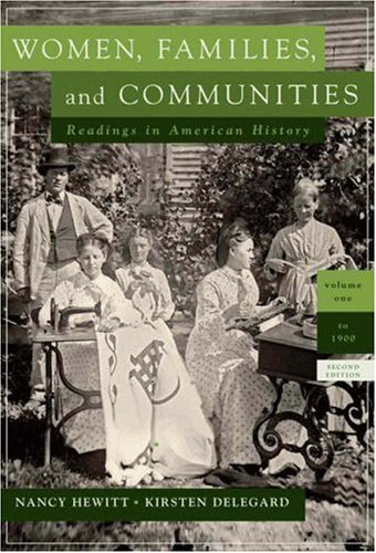 9780321414878: Women, Families and Communities, Volume 1 (2nd Edition)