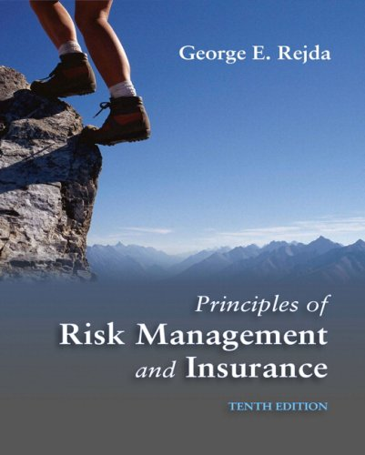 9780321414939: Principles of Risk Management and Insurance (10th Edition)