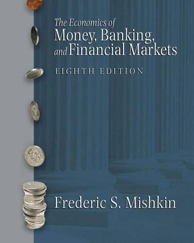 9780321415059: The Economics of Money, Banking and Financial Markets, 8th Edition/MyEconLab/eBook 1-Semester Student Access Kit