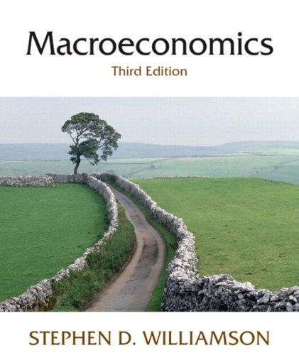 9780321416582: Macroeconomics (3rd Edition)