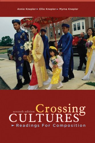 9780321417367: Crossing Cultures: Readings for Composition (7th Edition)