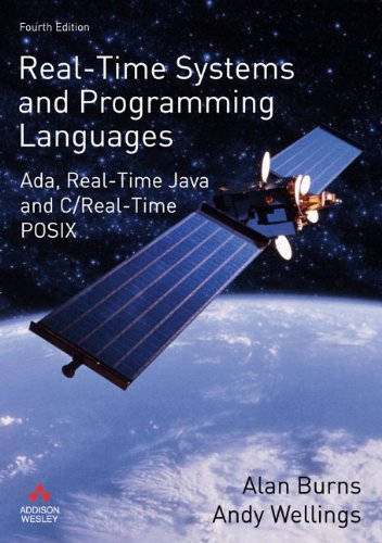 9780321417459: Real-Time Systems and Programming Languages: Ada, Real-Time Java and C/Real-Time POSIX (4th Edition) (International Computer Science Series)