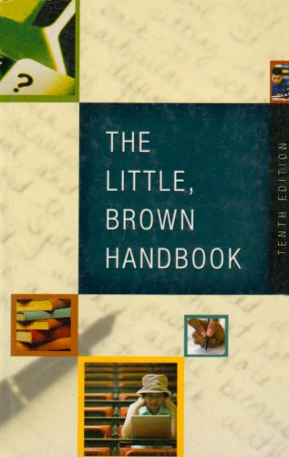 9780321417817: The Little, Brown Handbook [With Mycomplab Student Access Code Card]