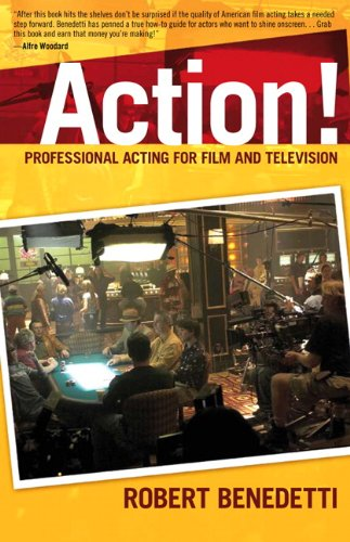 9780321418258: ACTION! Professional Acting for Film and Television