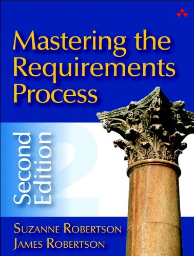 9780321419491: Mastering the Requirements Process