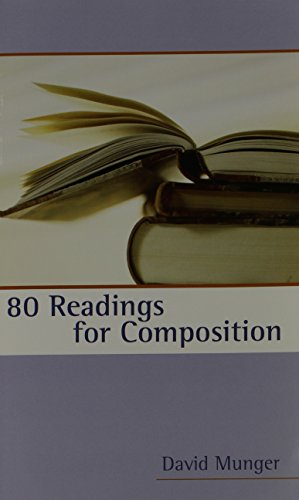 9780321419910: 80 Readings for Composition