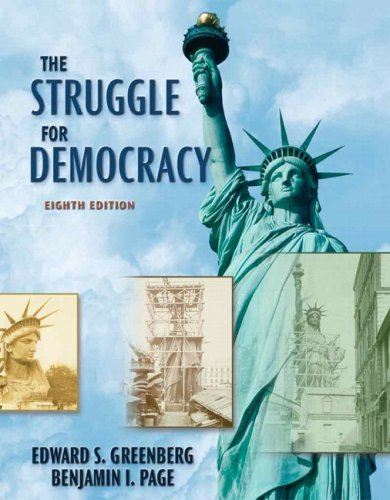 9780321420831: Struggle for Democracy, The (8th Edition)