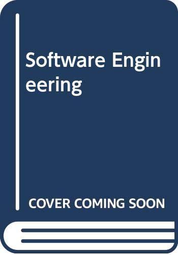 9780321421180: Software Engineering
