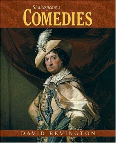 9780321422620: Shakespeare's Comedies (Bevington Shakespeare Series)