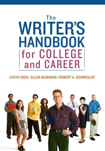 9780321422873: The Writer's Handbook for College and Career