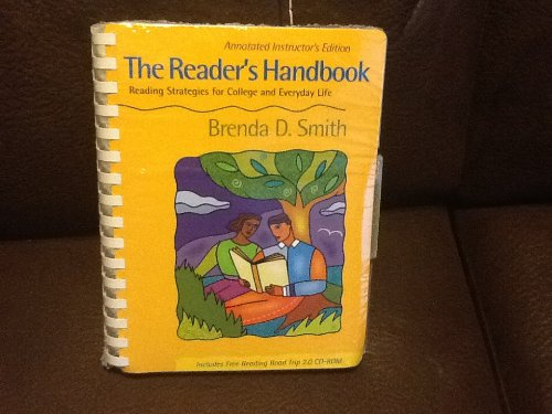 9780321423528: The Reader's Handbook: Reading Strategies for College and Everyday Life