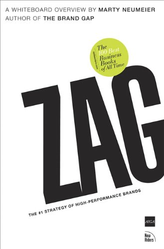 9780321426772: Zag: The Number One Strategy of High-Performance Brands