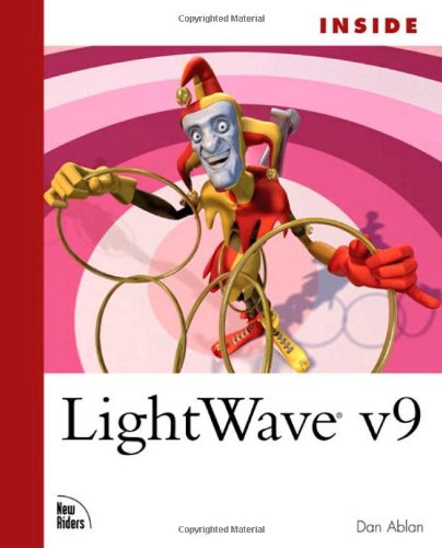9780321426840: Inside LightWave v9