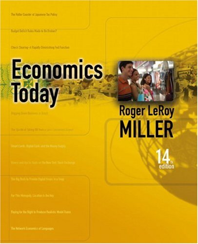 9780321428271: Economics Today