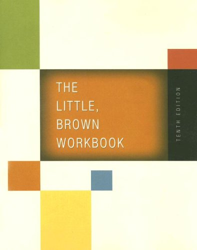 9780321428882: Little, Brown Workbook, The (10th Edition)