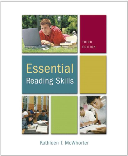 9780321429933: Essential Reading Skills (3rd Edition)