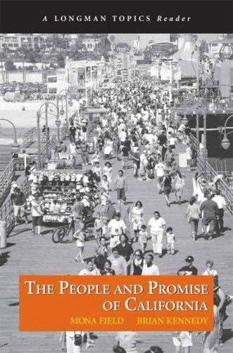 9780321434890: People and Promise of California, The (A Longman Topics Reader)