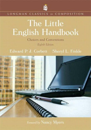 9780321435095: The Little English Handbook: Choices and Conventions, Longman Classics Edition