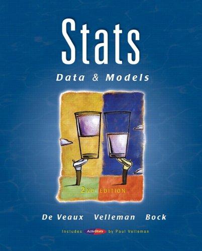 9780321435941: Stats: Data & Models plus MyStatLab Student Starter Kit (2nd Edition)
