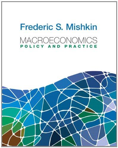 9780321436337: Macroeconomics: Policy and Practice (Pearson Series in Economics)