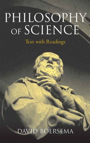 9780321437112: Philosophy of Science (Text with Readings)