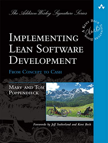 9780321437389: Implementing Lean Software Development: From Concept to Cash (Addison Wesley Signature Series)