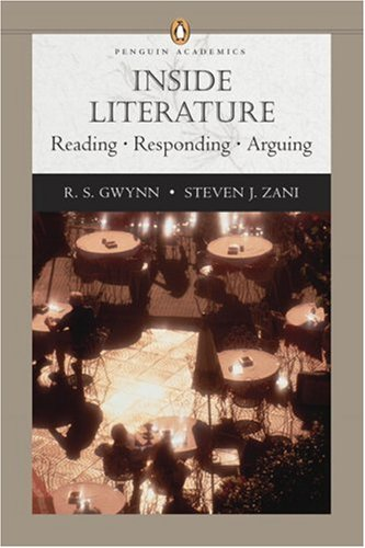 9780321438744: Inside Literature: Reading, Responding, Arguing (Penguin Academics Series)