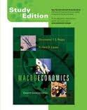 Macroeconomics, Study Edition: Christopher T.S. Ragan,