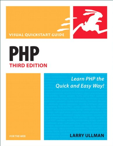 9780321442499: PHP for the Web: Visual Quickstart Guide